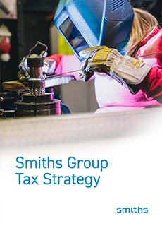 Smiths Group Tax Strategy