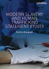 Modern Slavery and Human Trafficking Statement FY2019