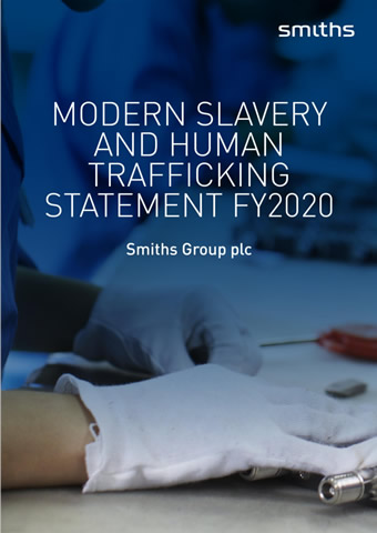Modern Slavery and Human Trafficking Statement FY2020