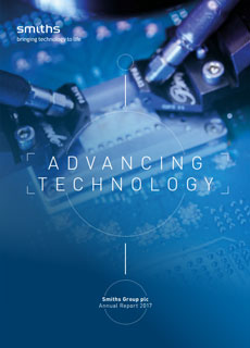 smiths-annual-report-2017-advancing-technology-cover