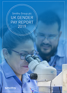 Smiths Group plc UK Gender Pay Report 2019